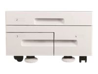 Xerox High Capacity Tandem Tray - plateau pour table imprimante - 2520 feuilles 097S04909