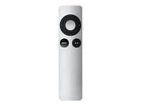 Apple Remote - Télécommande - infrarouge - pour Apple TV (2nd generation, 3rd generation) MM4T2ZM/A